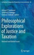 philospihical foundations of justice and taxation